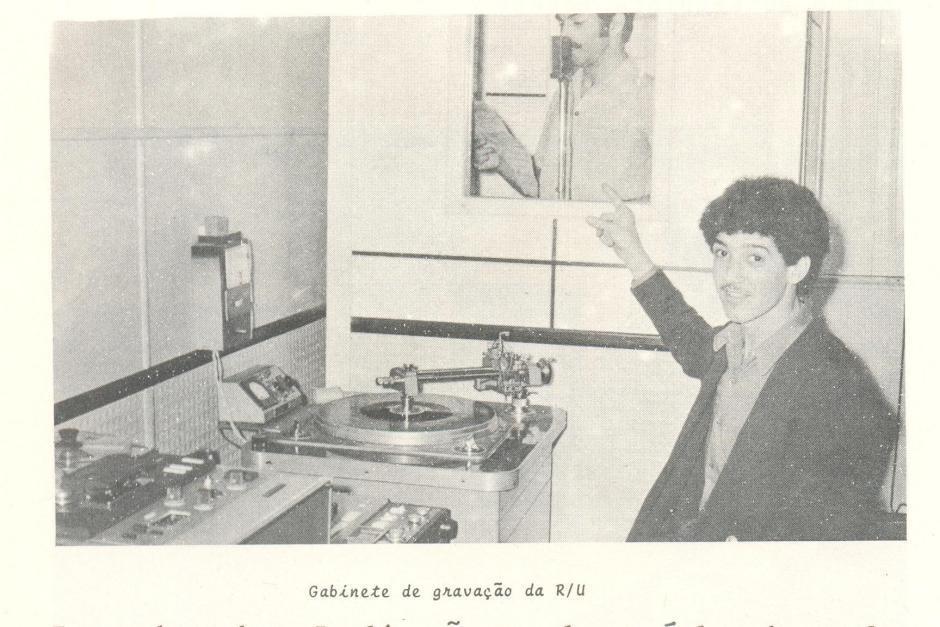 Estúdio de gravação RU