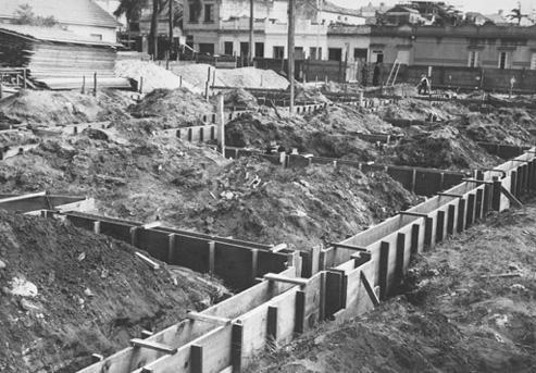 Início da fundação da UCPel