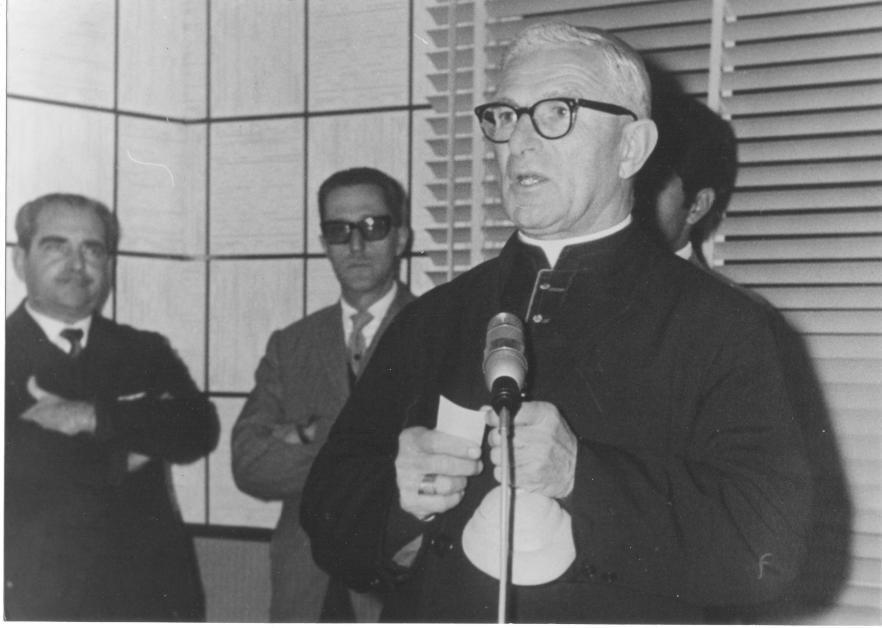 Inauguração da Rádio Universidade